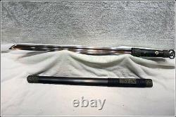 100% Handmade High Quality Chinese Full Tang Sword Damascus Folded Steel Blade