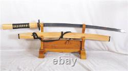 47 Ronin Katana Japanese Samurai Sword Folded Steel Damascus Battle Ready Sharp