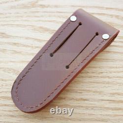 Boker Hunter Folding Knife Carbon Steel Clip/Skinning Blades Black Delrin Handle