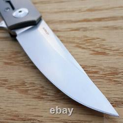 Boker Plus Kwaiken Folding Knife 3 D2 Tool Steel Blade Carbon Fiber/Titanium