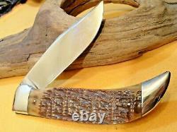 Case tested knife rare misprint vintage pocket knife lot folding case xx knife