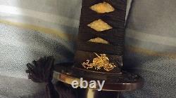 Dynasty Forge Folded Steel Katana