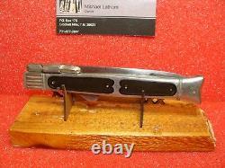 Electric Cutlery Friedmann & Lauterjung Newark Nj. 1890-1909 Folding Guard Lock