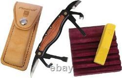 Flexcut Carvin' Jack Right-Hand Woodworking Folding Knife Pocket Folder JKN91