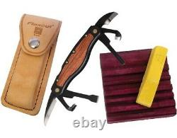 Flexcut JKN91 Carvin' Jack Right-Hand Woodworking Folding Knife Pocket Folder