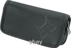 Fox Karambit Folding Knife 2.5 ELMAX Steel Blade, Carbon Fiber Titanium Handle