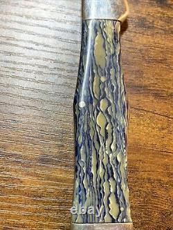 Olcut union cut co, ny-folding hunter single blade knife