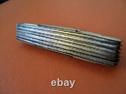Rare pen knife congress 12 blades george woodhead c. 1850 sheffield mop folding