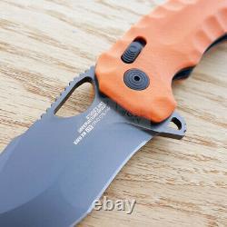 SOG Kiku XR LTE Folding Knife 3.3 CTS-XHP Steel Blade G10/Carbon Finber Handle