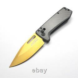 SOG Ultra XR Folding Knife 2.88 CPM S35VN Stainless Blade Carbon Fiber Handle
