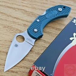 Spyderco Dragonfly 2 Lockback Folding Knife 2.29 K390 Steel Blade FRN Handle