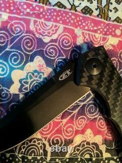Zero Tolerance 0450CF Carbon Fiber Folding Knife CPM S35vn READ DIS NO BOX