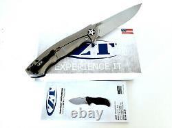 Zero Tolerance 0452CF Folding Knife