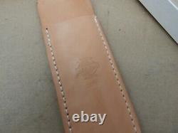 2002 Msa Marbles Custom Shop Folding Safety Hunting Knife 2002 Menthe Dans La Boîte