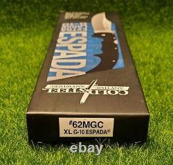 Acier Froid Grand G-10 XL Espada, Plain Edge 7.5 Blade Folding Knife 62mgc