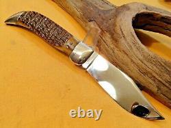 Cas Testé Couteau Rare Erreur D'impression Vintage Couteau De Poche Lot Pliage Cas XX Couteau