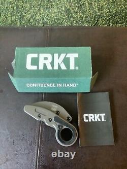 Crkt Provoke 4040v Couteau De Poche Pliant