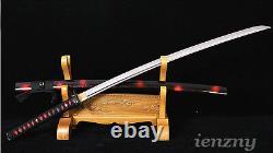 Fabriqué À La Main Japonais Samurai Katana Full Tang Sword Damas Plié Acier Sharp