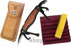 Flexcut Droite Coupe Jack Pliant Couteau De Poche Carve 6 Lame Whittle Portable