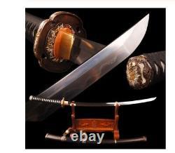 Kobuse Polded Clay Tempered Tachi Battle Ready Samurai Curved Katana Sword