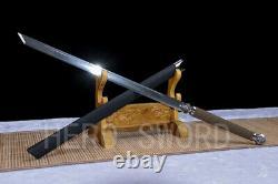 Nouvelle Damas Plié Acier Japonais Samouraï Épée Katana Ninja Full Tang Sharp