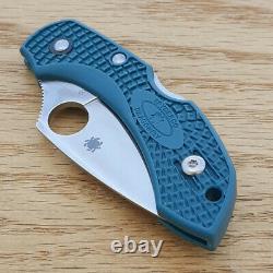 Spyderco Dragonfly 2 Lockback Pliant Couteau 2,29 K390 Lame D'acier Manche Frn