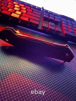Tolérance Zéro 0452cf Couteau Pliant