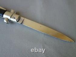 Vtg Old Ultra Rare Okapi Allemagne Pliage Pocket Knife Carbon Steel Lock Blade
